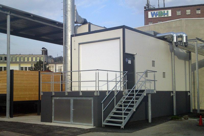 Rolltore von HEKÖ-Tore